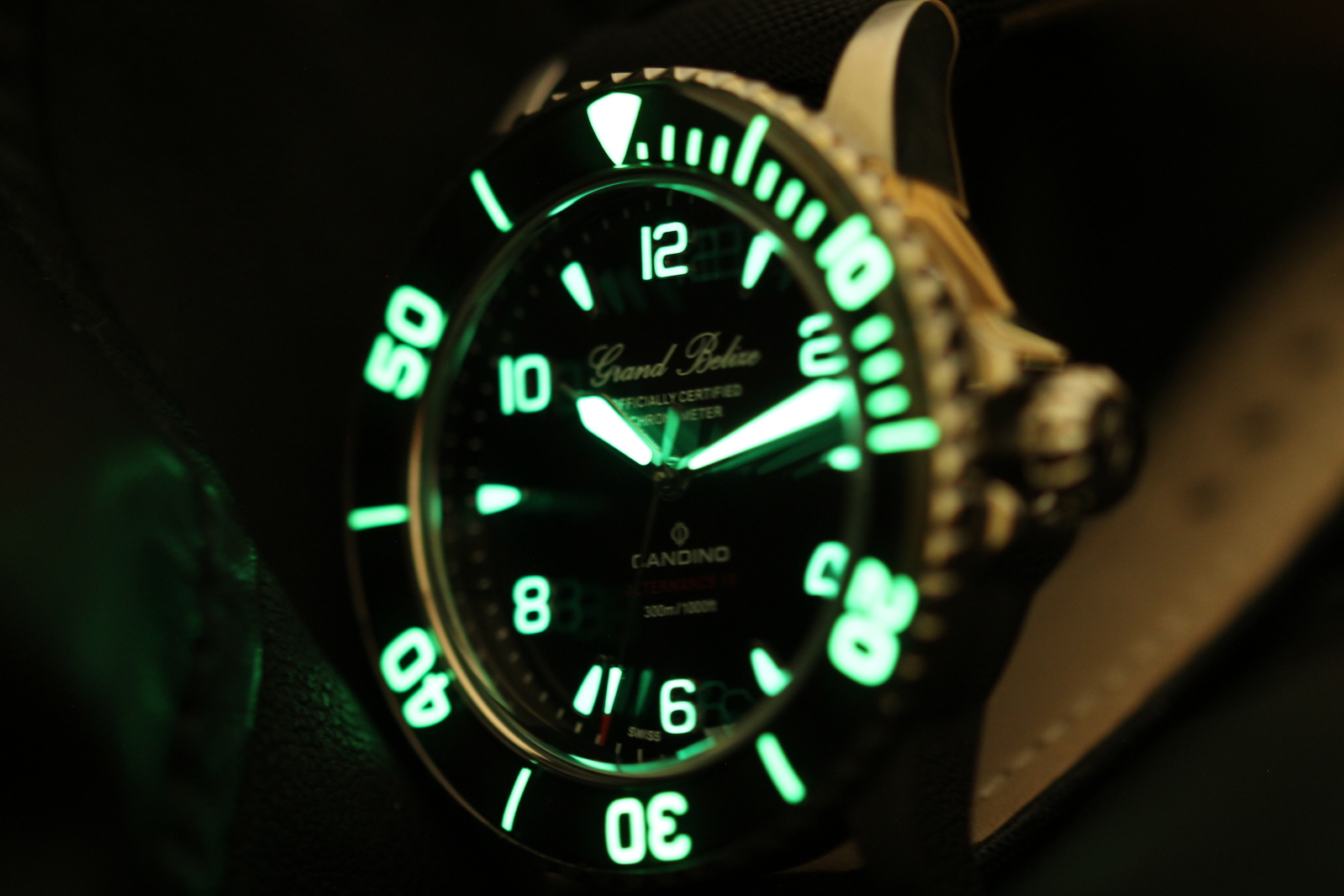 Grand Belize watch